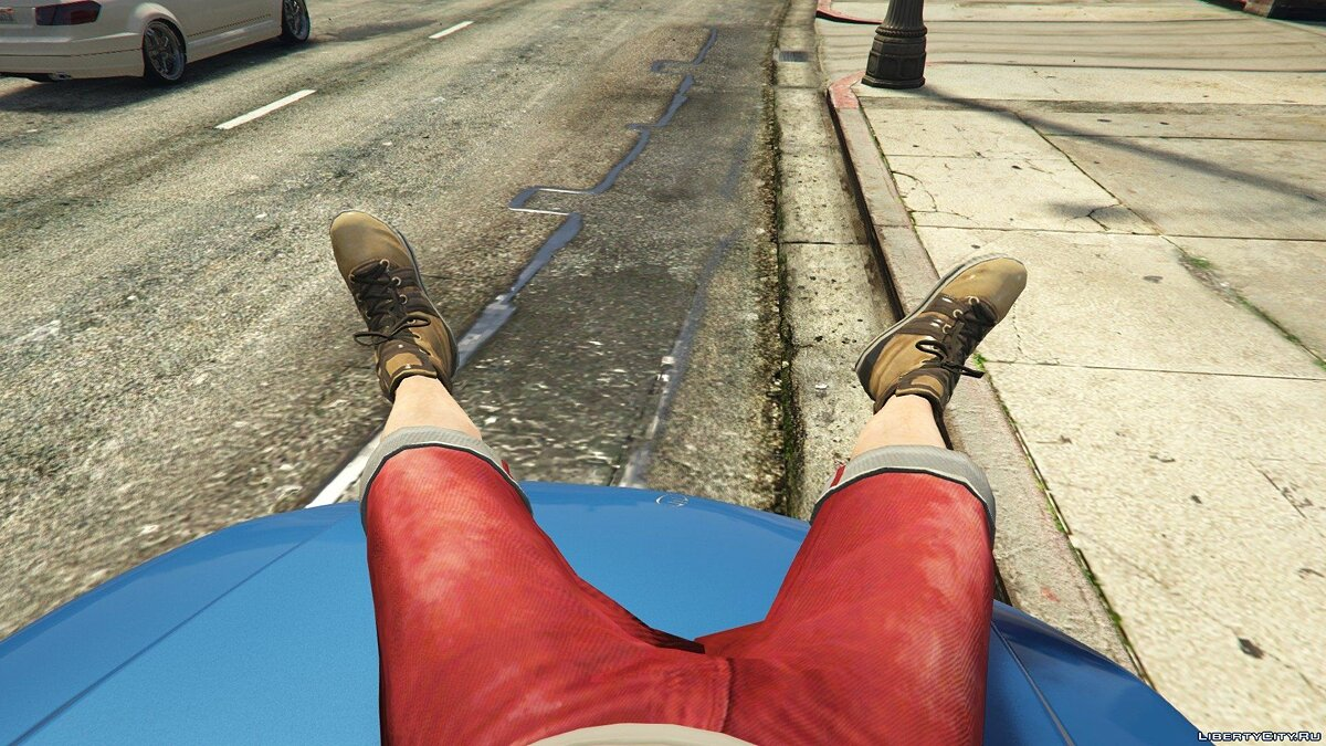 Pants and shorts Pants Pack For Trevor for GTA 5