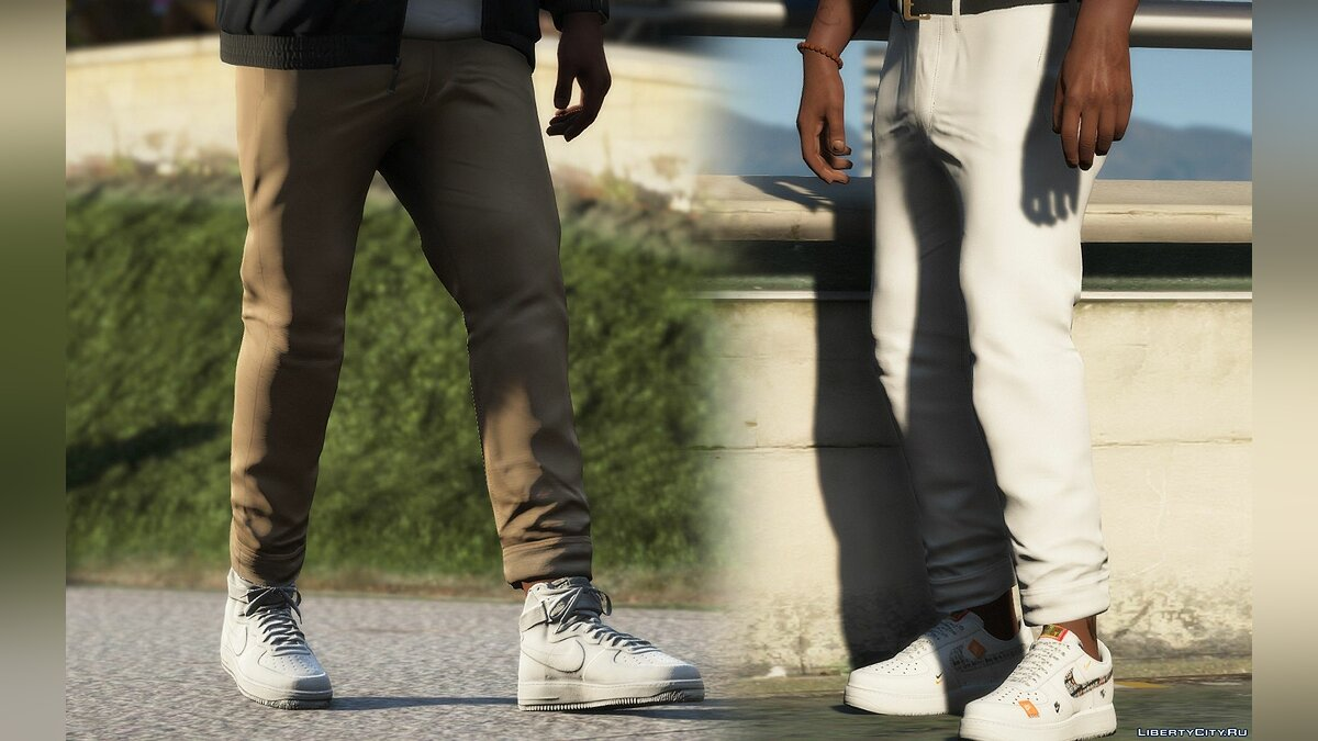 Pants and shorts Chinos for Franklin for GTA 5