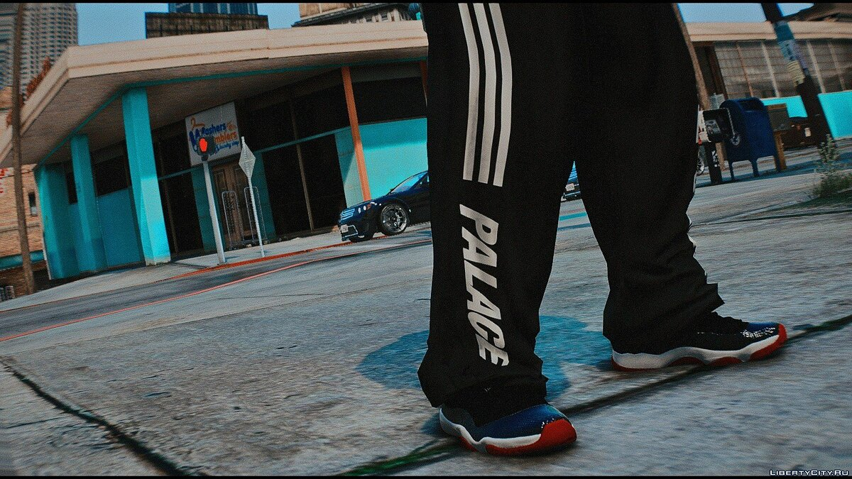 Pants and shorts Trevor Pants Collection for GTA 5