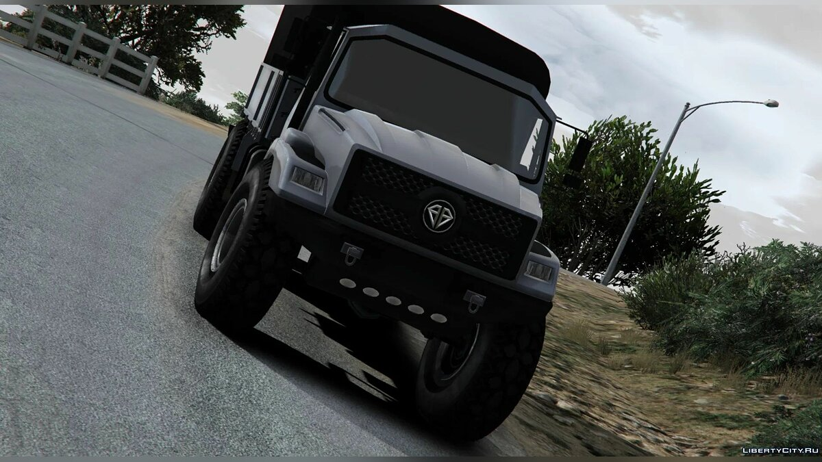 Truck Benefactor L300 [Add-On | Tuning] 1.0 for GTA 5