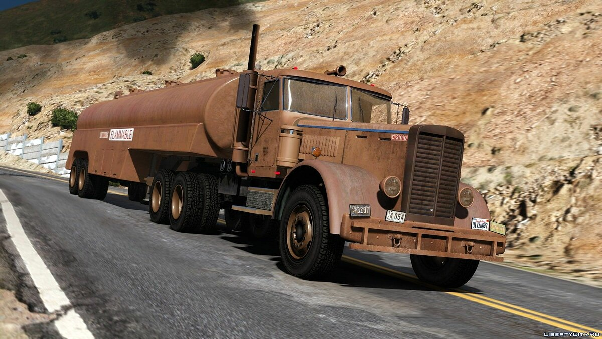 Truck MTL Cerberus 300 for GTA 5