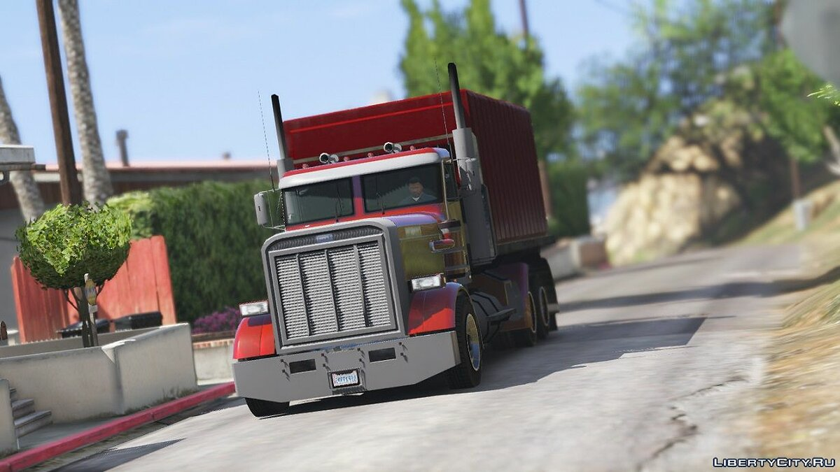 Truck MTL Flatbed [Add-On / Replace] 1.1 for GTA 5