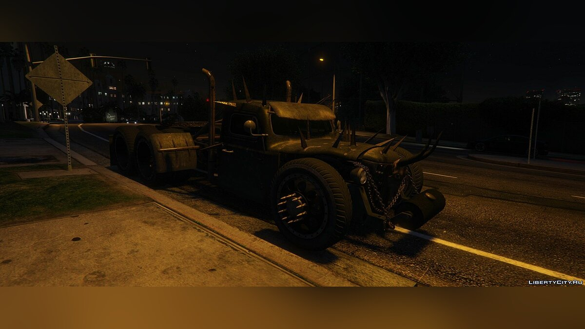 """Truck Ratty Ratloader [Addon 