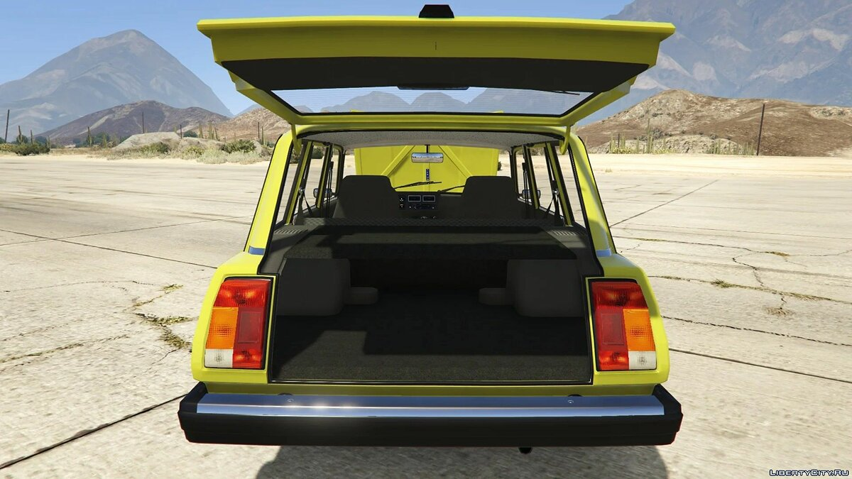 VAZ car VAZ 2105-21043 for GTA 5