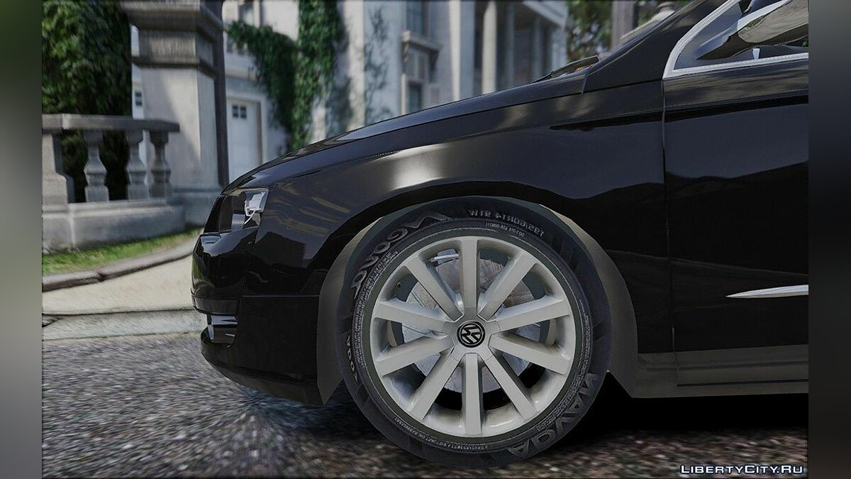 Volkswagen car Volkswagen passat b6 Variant 1.0 for GTA 5
