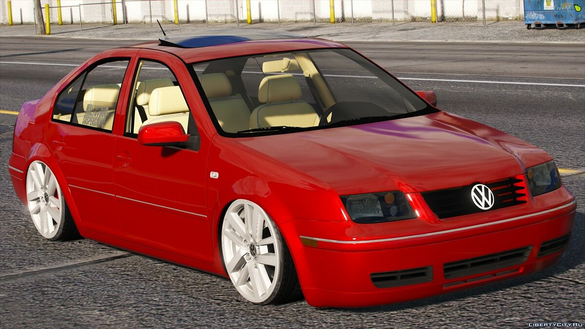 Volkswagen car Volkswagen Bora 2.0 MI 2000/2001 [REPLACE] 1.0 for GTA 5