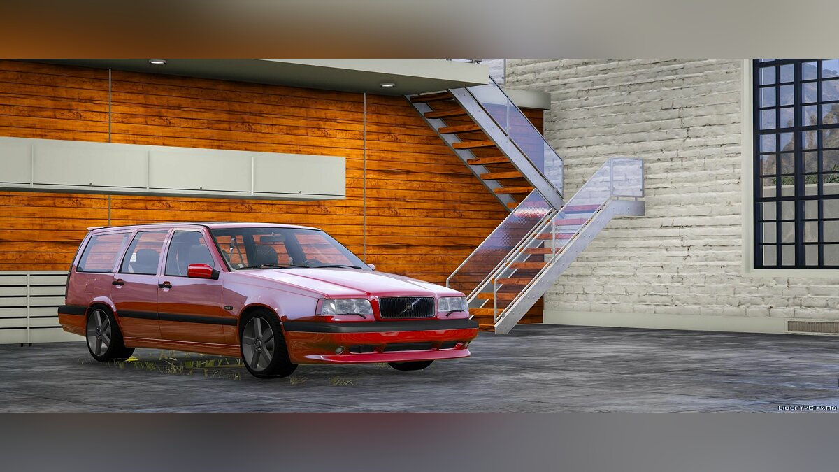Volvo car Volvo 850R [Add-On | Replace] 1.0 for GTA 5