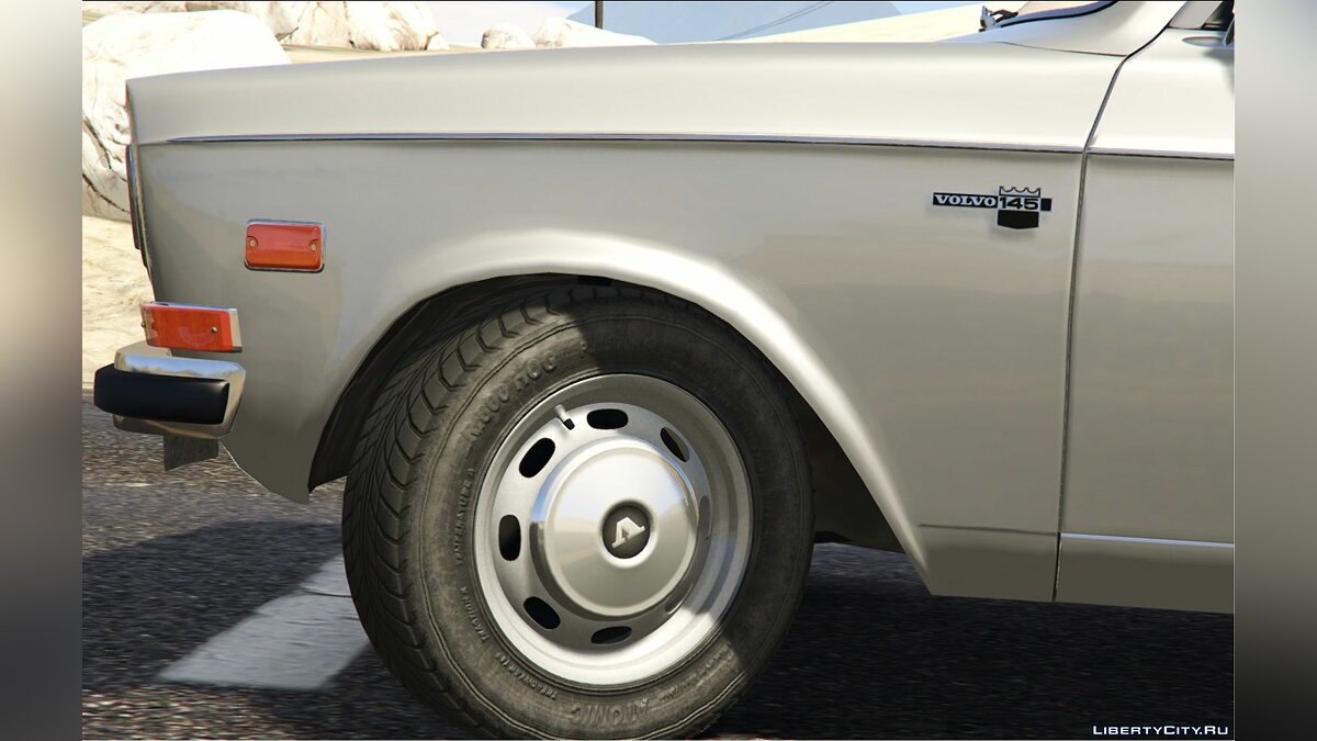 Volvo car Volvo 145 [Add-On / Replace | Extras | Tuning | Livery | Template | LODs] 1.0 for GTA 5