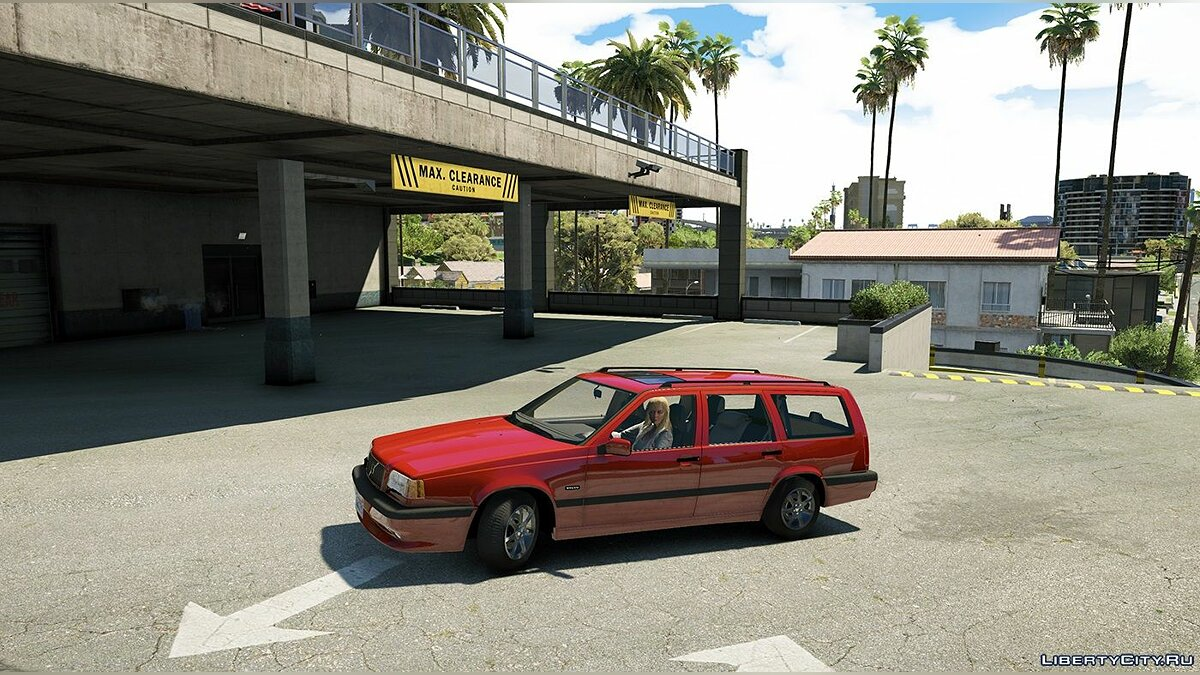 Volvo car Volvo 850R [Add-On | Replace | Wipers | Animated] 1.0 for GTA 5