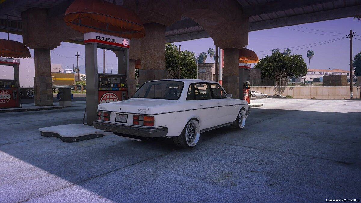 Volvo car Volvo 240 [Add-On-Replace] 1.0 for GTA 5