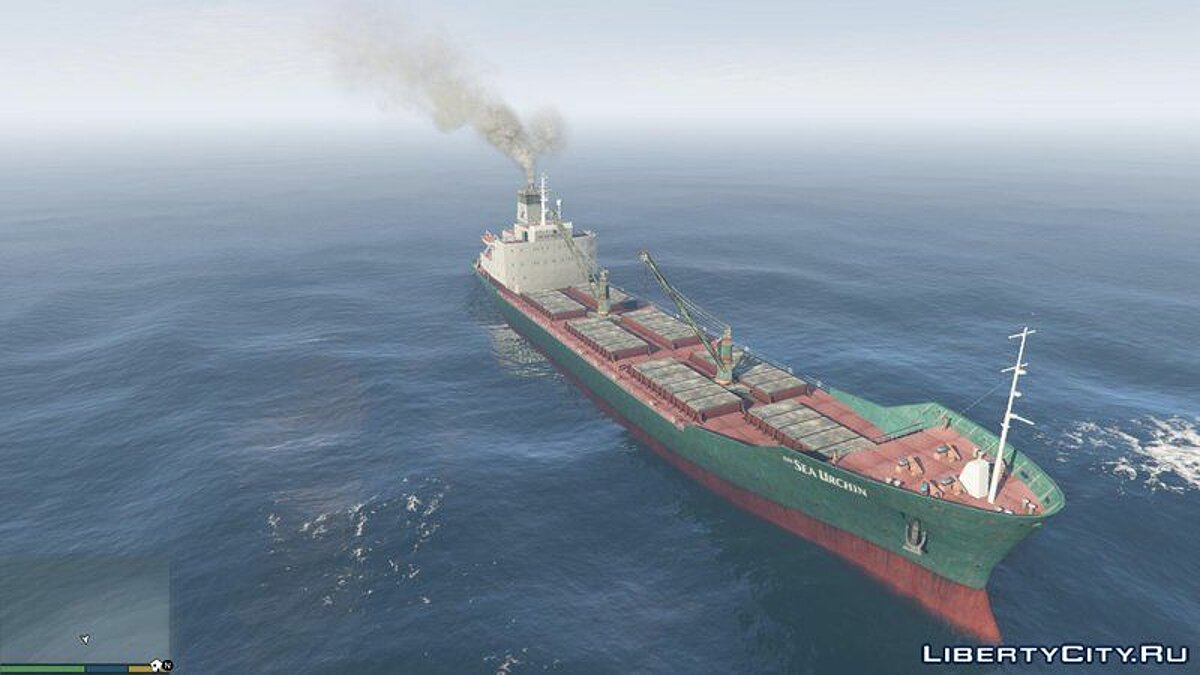 Boats and motorboats The Sea Urchin v3 [Add-On] for GTA 5