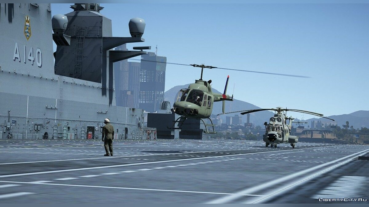 Boats and motorboats PHM Atlântico [Add-on] BETA for GTA 5