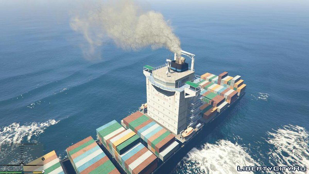Boats and motorboats Ocean Motion v2 [Add-On] for GTA 5