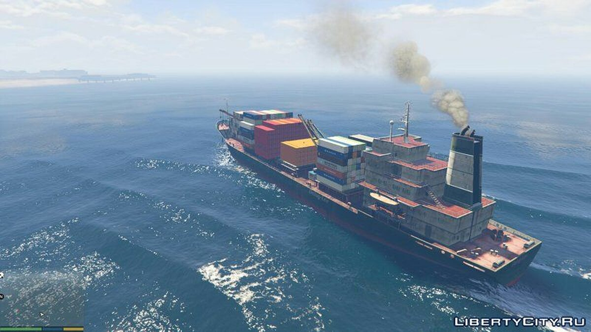 Boats and motorboats Daisy Lee v3 [Add-On] for GTA 5