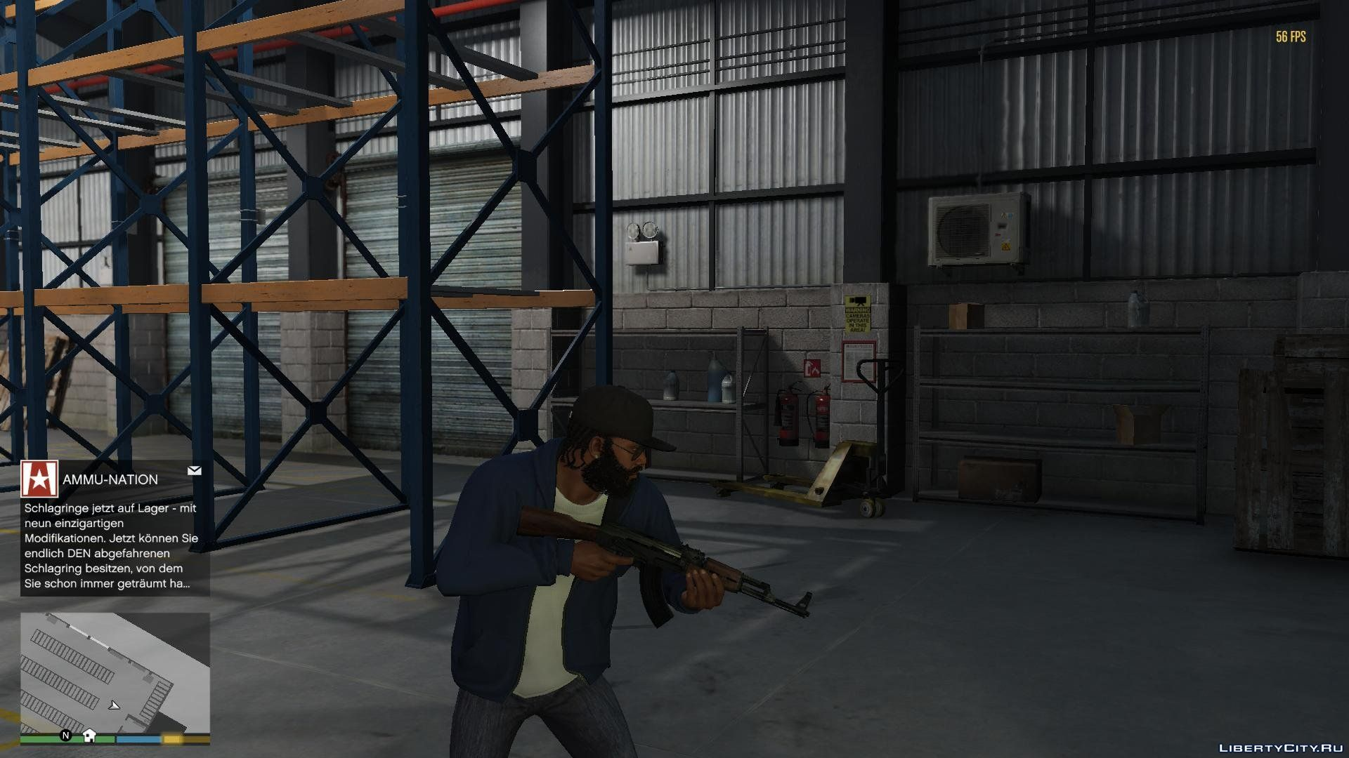 Mods for GTA 5: 2137 mod for GTA 5 / Files have been sorted