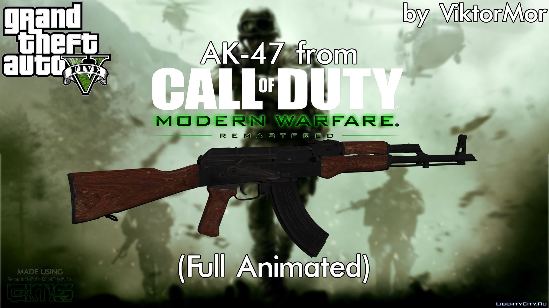 Mods for GTA 5: 2132 mod for GTA 5 / Files have been sorted