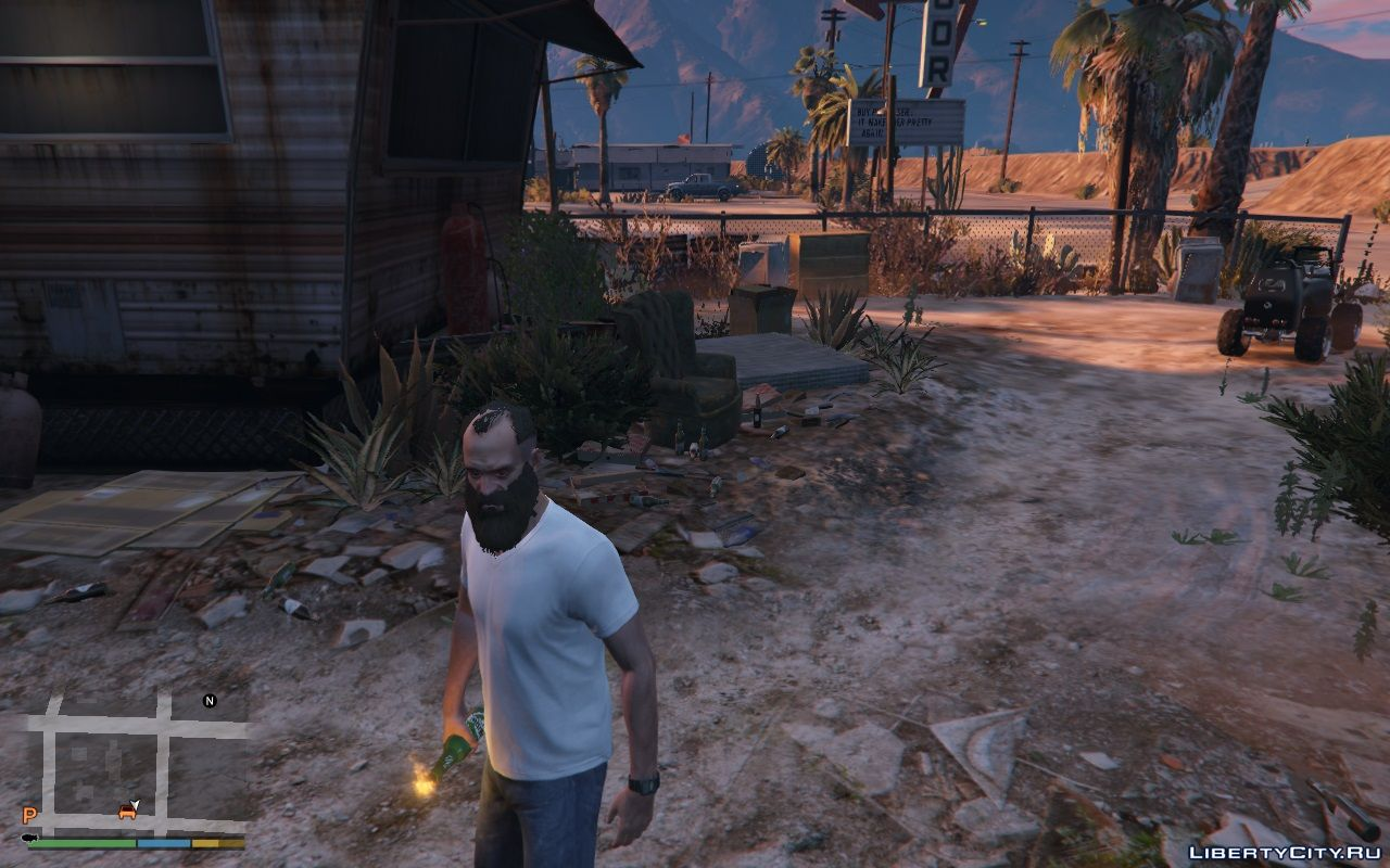 Greene Tuborg Molotov 1 0 For Gta 5