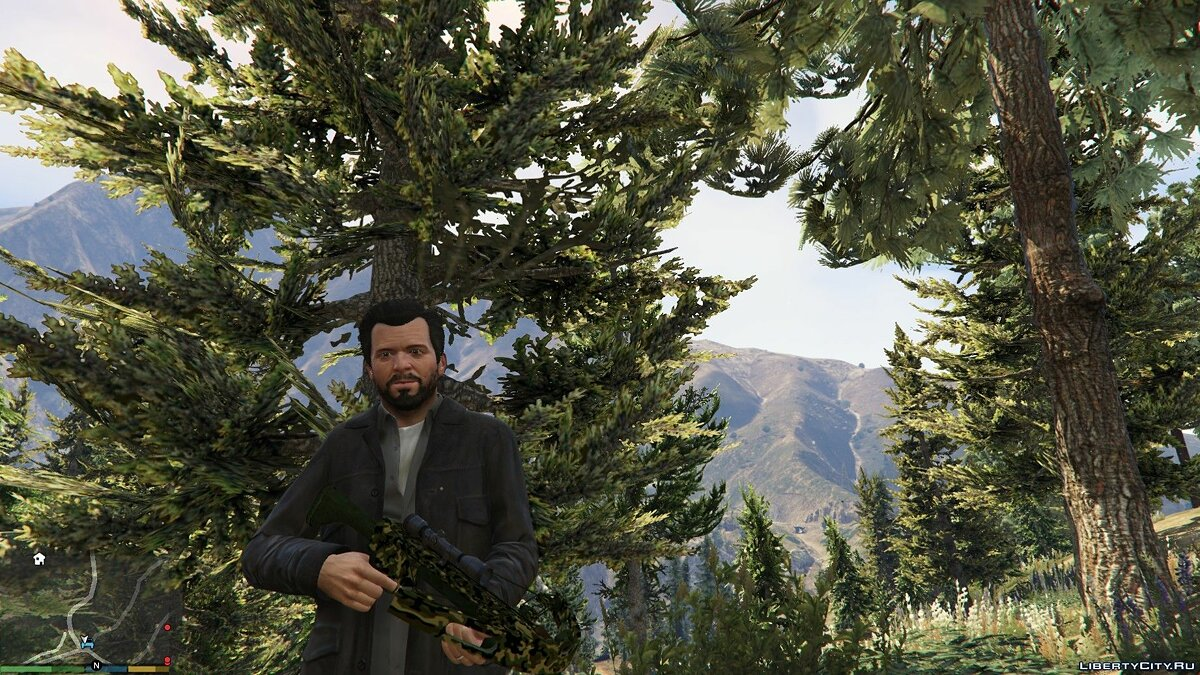 Weapon mod Crossbow for GTA 5