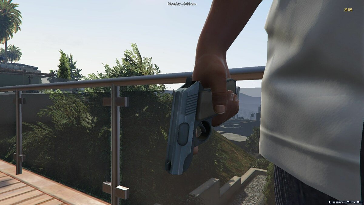 Weapon mod Team Fortress 2 Pistol for GTA 5