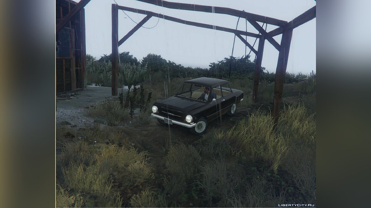 ZAZ car ZAZ-968 [Add-On] 0.1 for GTA 5