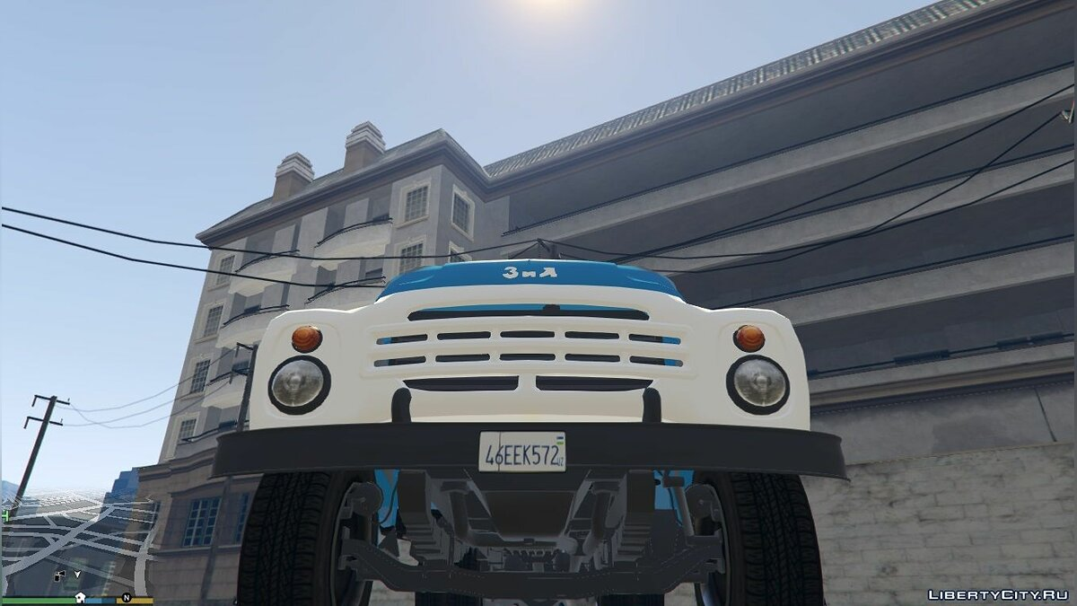 ZIL car ZIL-130 [Replace] 1.0 for GTA 5