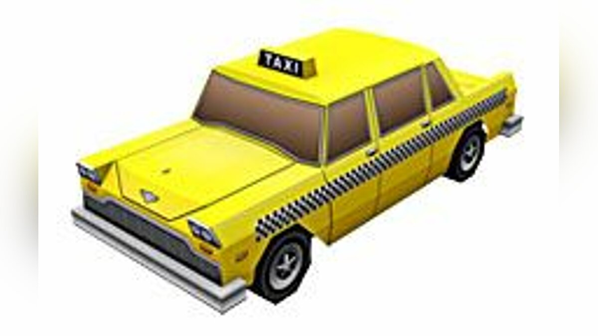 Taxi for GTA Chinatown Wars
