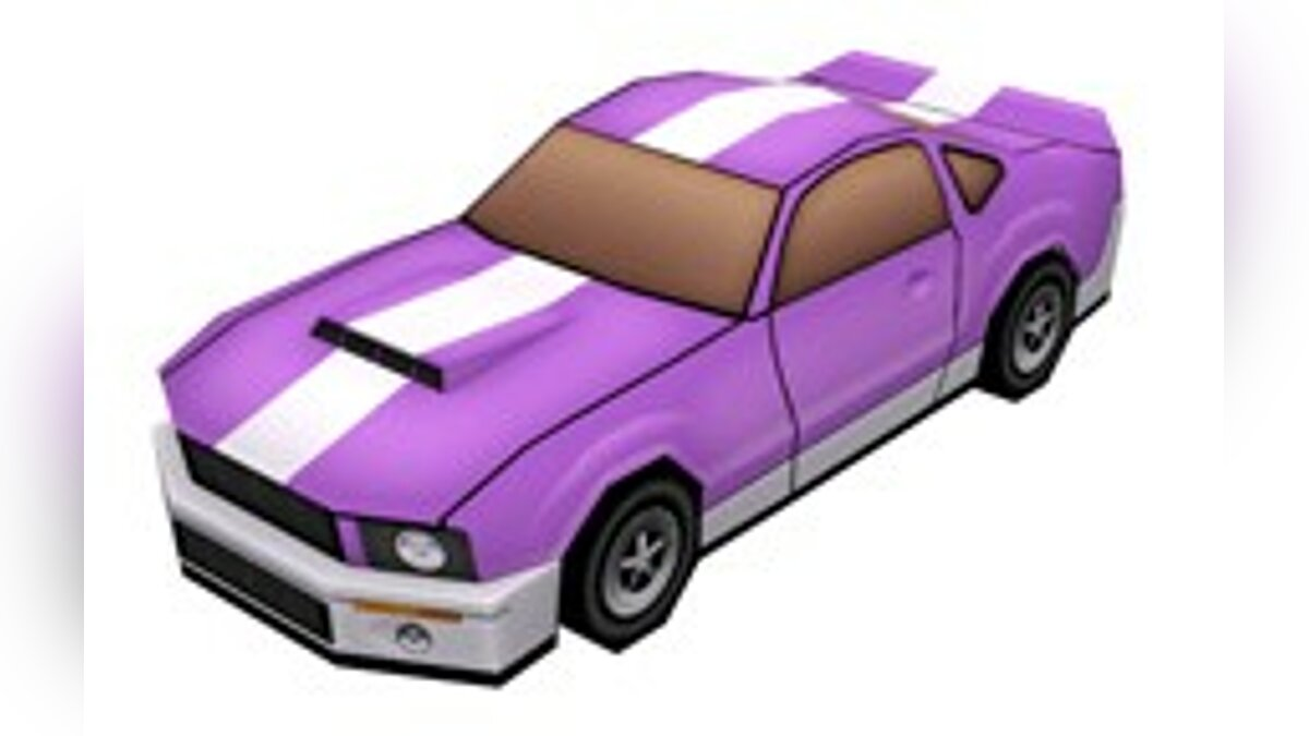 Paper models Hellenbach for GTA Chinatown Wars