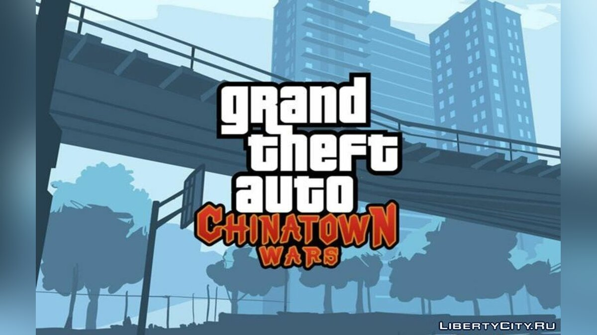 Ringtone Живое радио for GTA Chinatown Wars