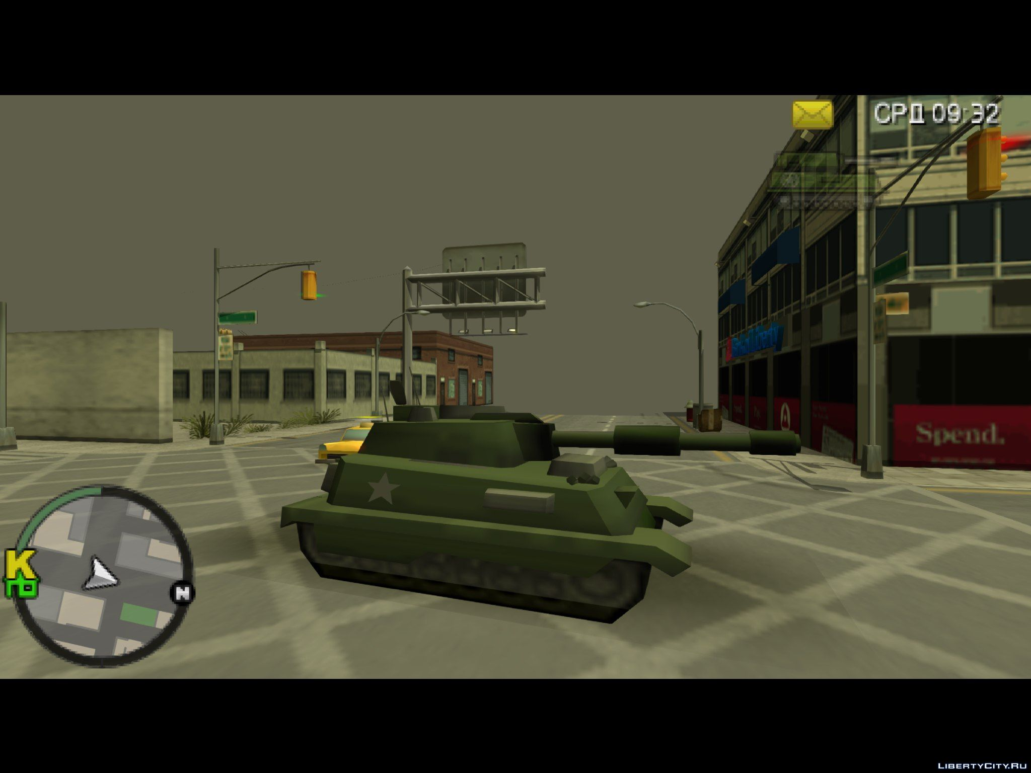 Files for GTA Chinatown Wars: cars, mods, skins