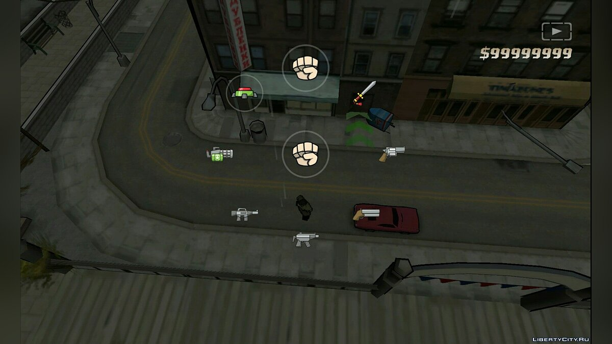 Save GTA CTW Save (iOS, Android) for GTA Chinatown Wars