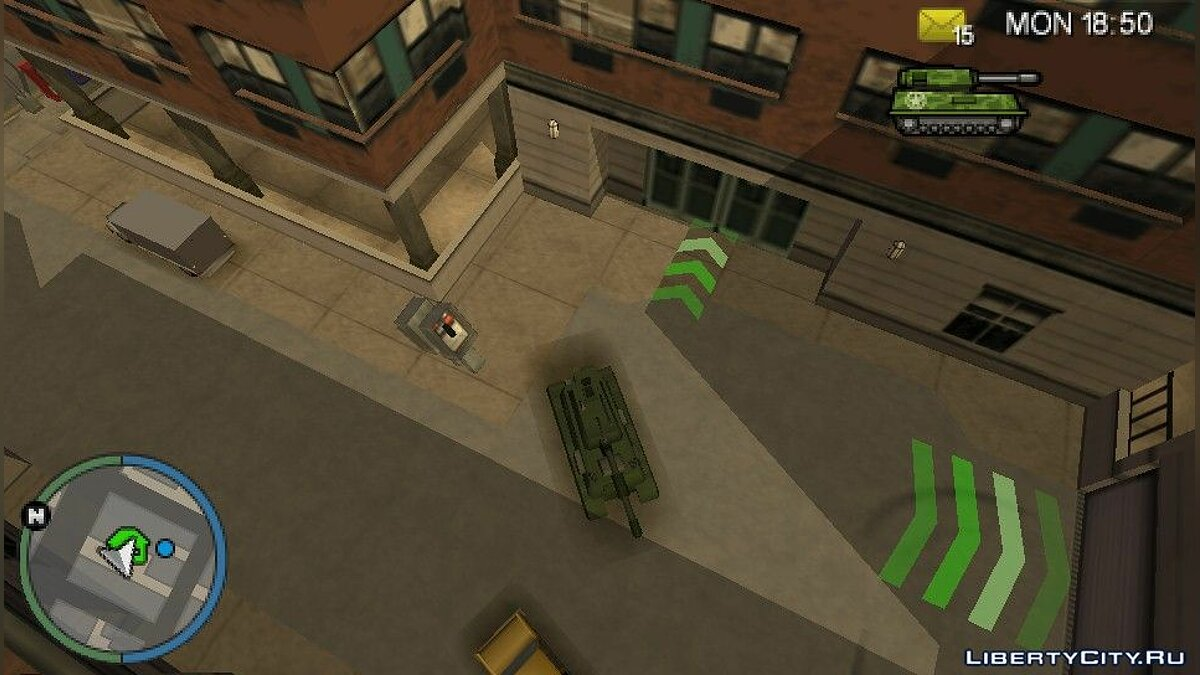 GTA CTW Unique Vehicles (PSP) for GTA Chinatown Wars