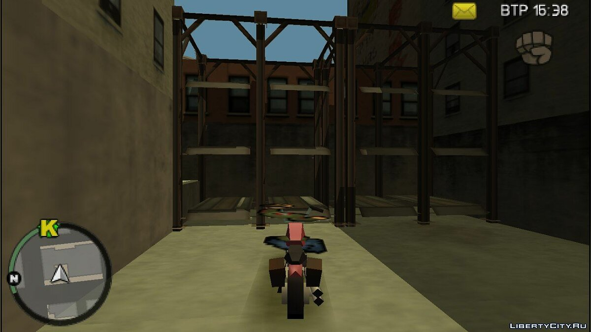 Chinatown Wars in Actual 3D for GTA Chinatown Wars - screenshot #2