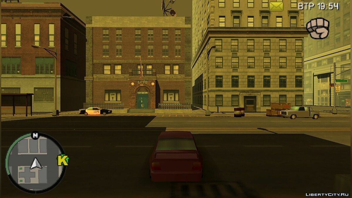 Chinatown Wars in Actual 3D for GTA Chinatown Wars - screenshot #7