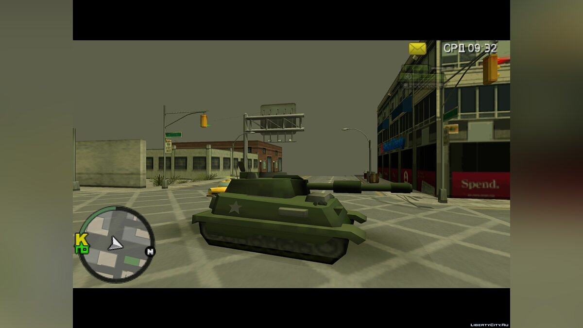 Chinatown Wars in Actual 3D for GTA Chinatown Wars