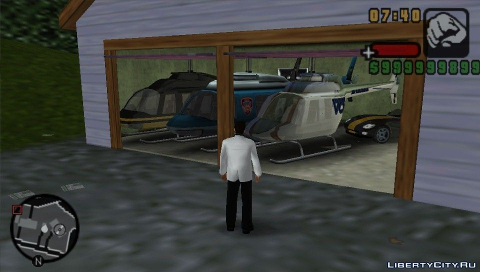 GTA LCS Unique Vehicles (PSP) for GTA Liberty City Stories