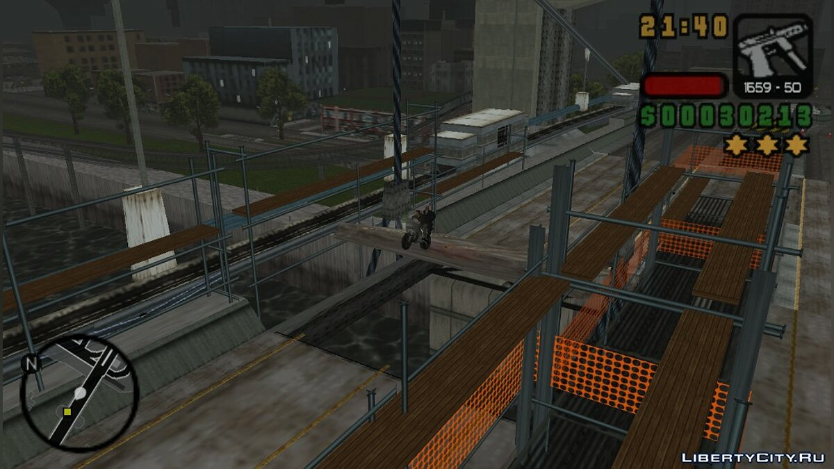 Save Conservation after each PSP mission for GTA Liberty City Stories