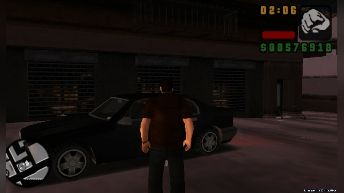 Save Save after story (40%) for GTA Liberty City Stories