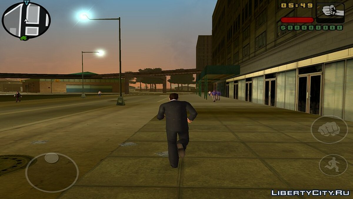 Mod New anim from GTA 4 v1 for for modmakers