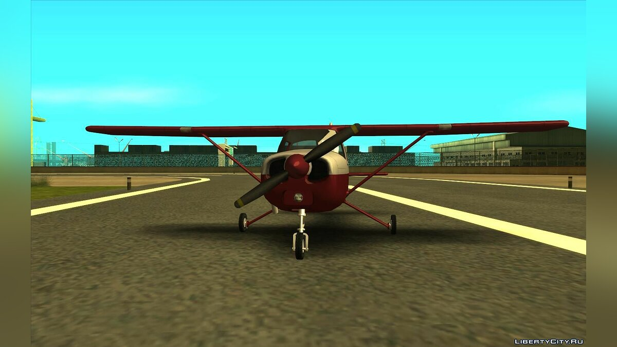 Planes and helicopters GTA SA Dodo HD for GTA San Andreas