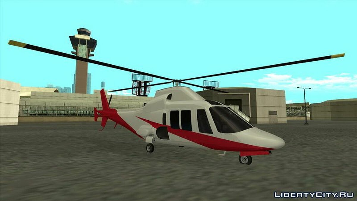 Planes and helicopters GTA V Buckingham Swift & Swift Deluxe for GTA San Andreas