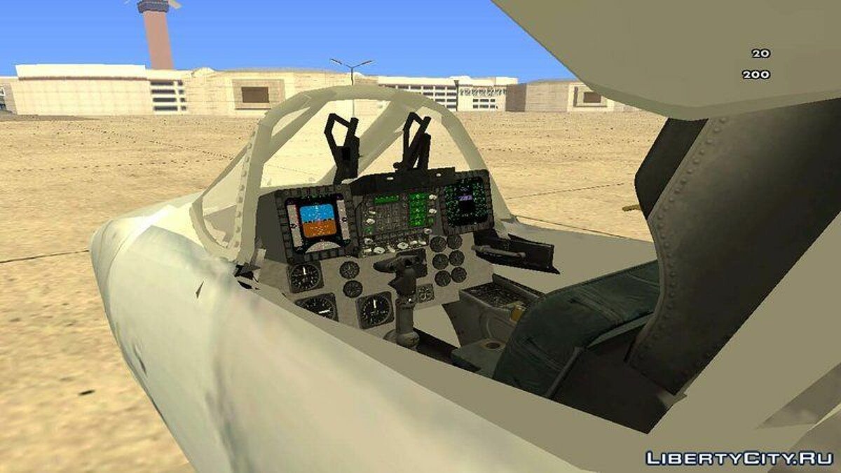Planes and helicopters A-4AR Fightinghawk for GTA San Andreas