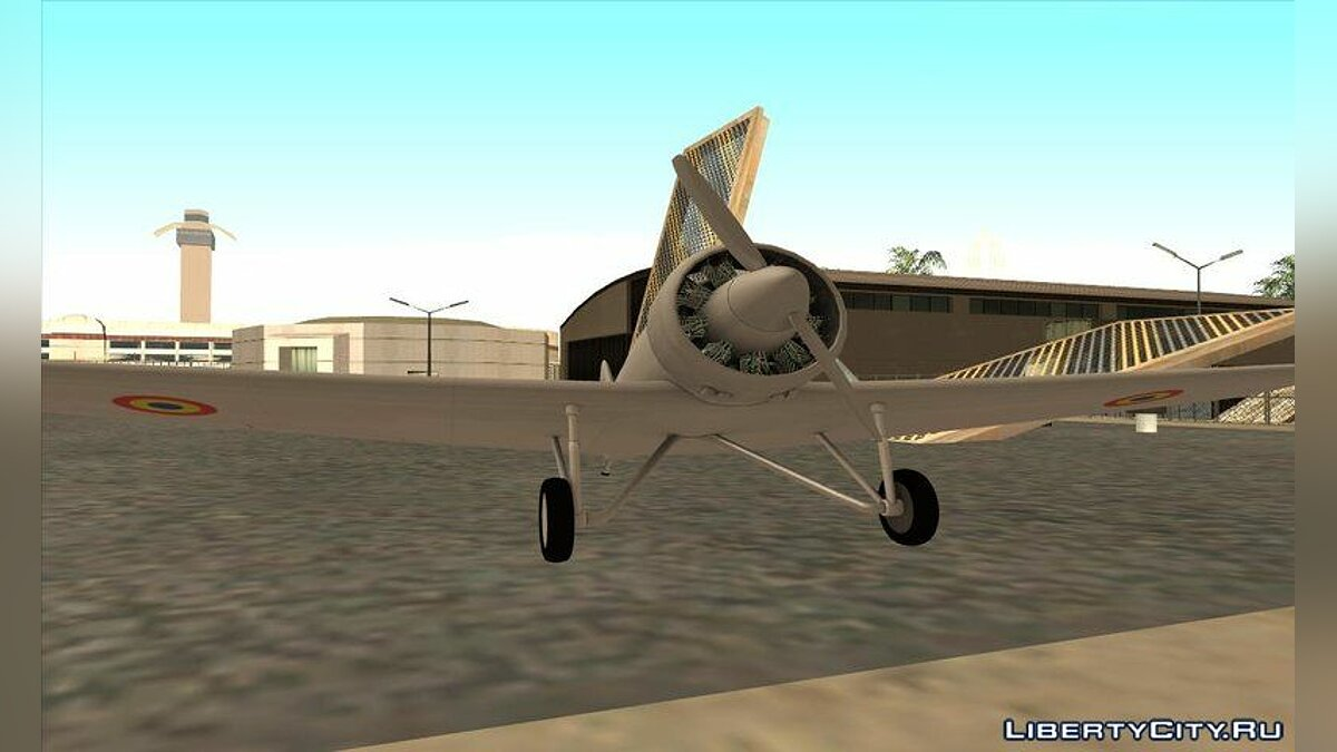 Planes and helicopters I.A.R. 16 for GTA San Andreas