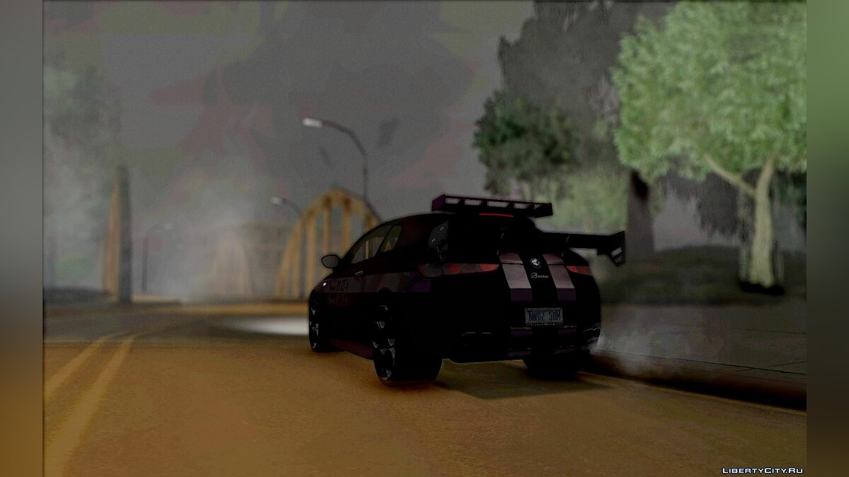 Alfa Romeo car Alfa Romeo Brera RS GT-4 for GTA San Andreas
