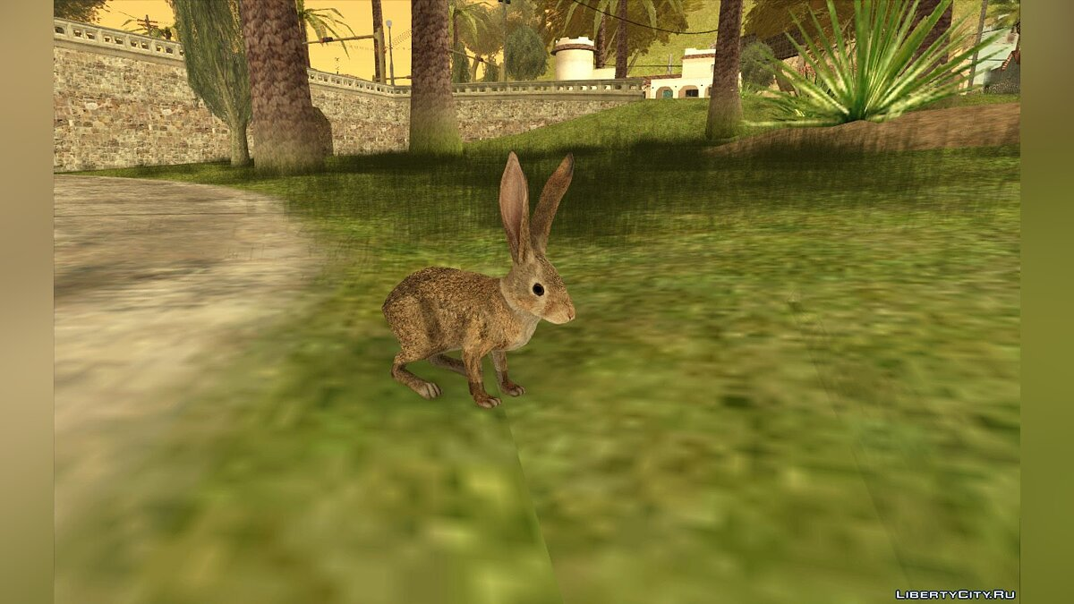 Animation mod Animated animals for the