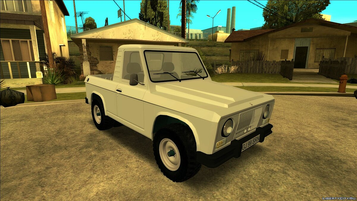 Aro car Aro 242 - 1975 for GTA San Andreas