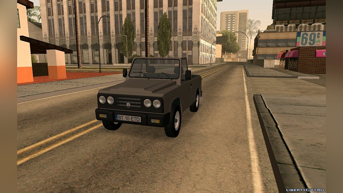 Aro car Aro 240 (1996) for GTA San Andreas