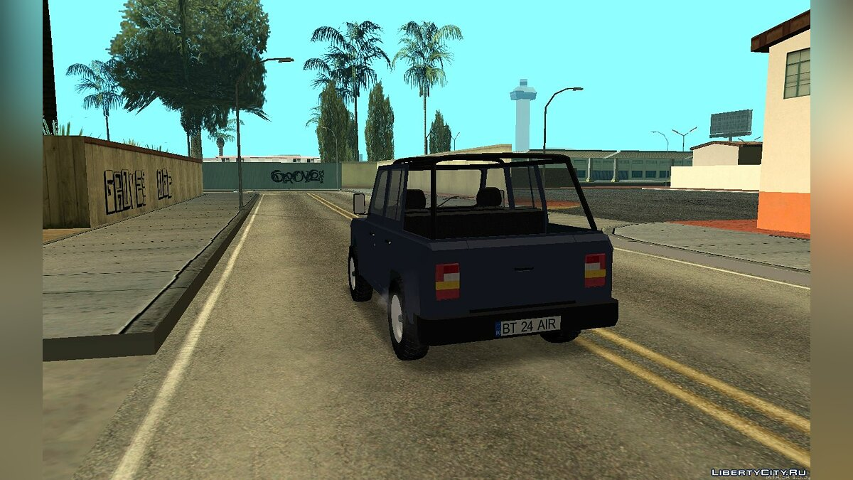 Aro car Aro 241 (1996) for GTA San Andreas