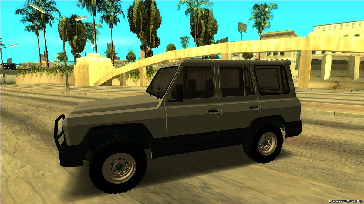Aro car Aro 244 Ultimate Edition for GTA San Andreas