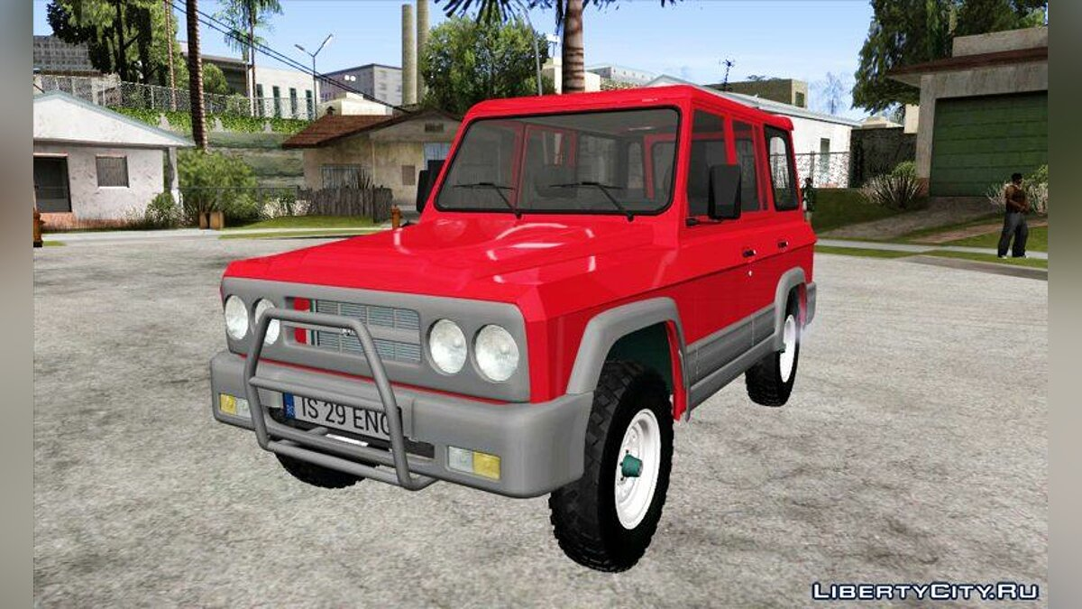 Aro car Aro 244 - 2003 for GTA San Andreas
