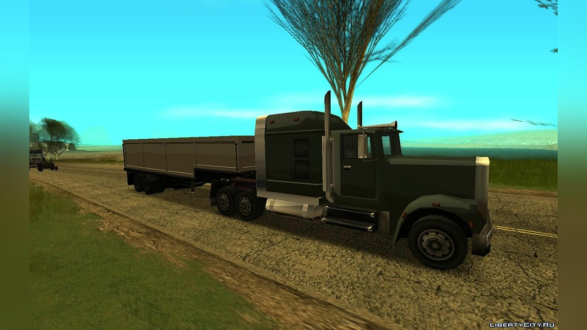 Trailers (Truck Trailer) for GTA San Andreas
